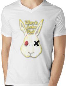Where is Jessica Hyde Mens V-Neck T-Shirt
