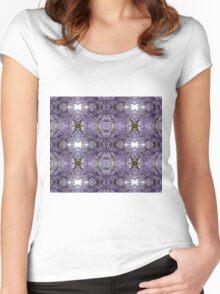 Purple Haze Women's Fitted Scoop T-Shirt