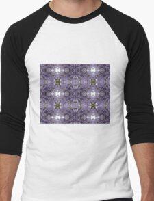 Purple Haze Men's Baseball ¾ T-Shirt