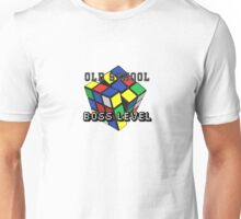 Old School, Boss Level Unisex T-Shirt