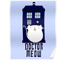 doctor meow Poster