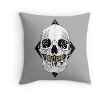 Silent Death Throw Pillow