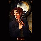 Sam Winchester nouveau by Amberdreams