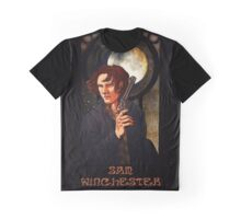 Sam Winchester nouveau Graphic T-Shirt