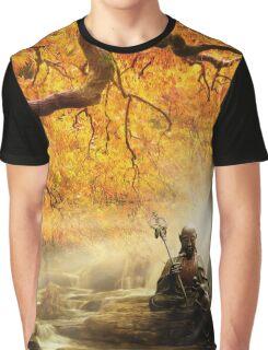 Zen Garden Graphic T-Shirt