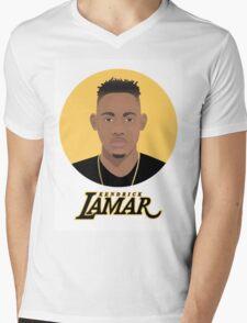 Kendrick Lamar Mens V-Neck T-Shirt