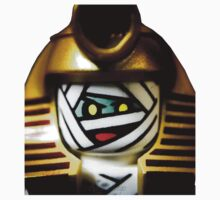 The Legend of the Egyptian Mummy Kids Tee
