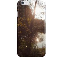 River Aire Reflections iPhone Case/Skin