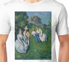 1879 - Paul Cezanne - The Pond Unisex T-Shirt