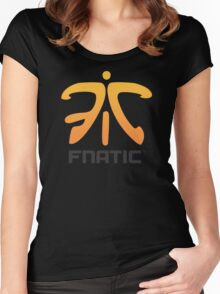 FNATIC  Women's Fitted Scoop T-Shirt