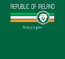 Euro 2016 Football - Republic of Ireland (Home Green) Unisex T-Shirt