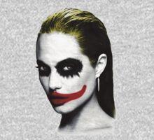 Angelina Jolie the Joker One Piece - Short Sleeve