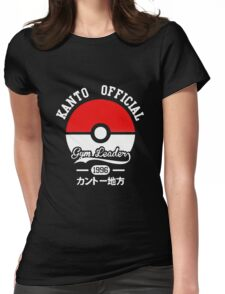 Summer Good pokemon Womens Fitted T-Shirt