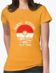 Summer Good pokemon Womens Fitted T-Shirt