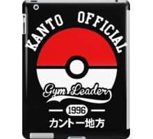Summer Good pokemon iPad Case/Skin