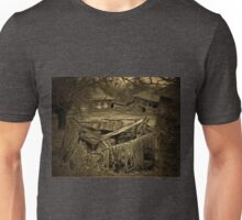 Abandoned Property in Romania Unisex T-Shirt