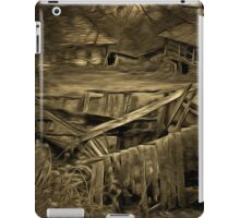 Abandoned Property in Romania iPad Case/Skin