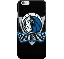 Horse Dallas Mavericks iPhone Case/Skin