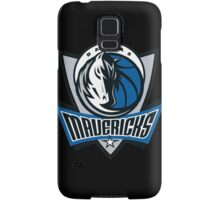 Horse Dallas Mavericks Samsung Galaxy Case/Skin