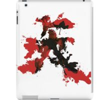 Akuma The Raging Demon iPad Case/Skin