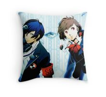 Persona 3 - The Fools Throw Pillow