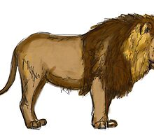 Lion by VOO MOO