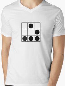 "The Glider: ""A Universal Hacker Emblem"" - Jargon File Mens V-Neck T-Shirt"