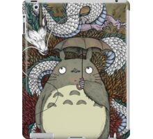 Smells Like Rain iPad Case/Skin