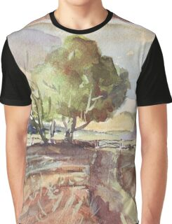Winter in Tarlton Graphic T-Shirt