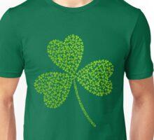 St Patricks Day shamrock Unisex T-Shirt