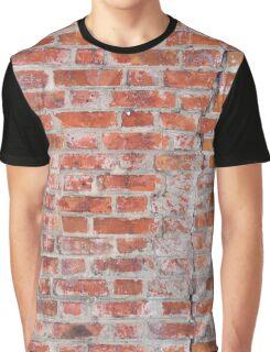 Brick wall Graphic T-Shirt