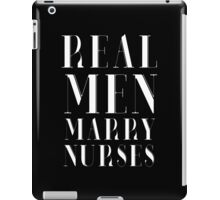 Inspirational Nursing Quotes, Nurse motivation, Nurse inspiration, Nurse quote, Nurse saying iPad Case/Skin