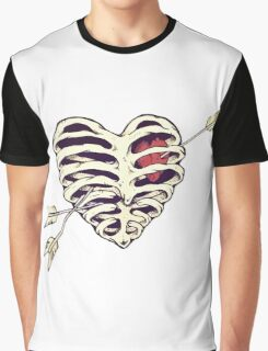 Arrows to the heart Graphic T-Shirt