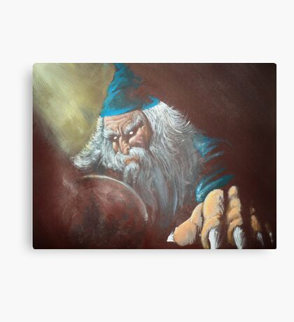 Merlin'ambition Canvas Print