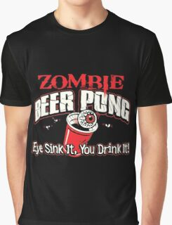 zombie pong Graphic T-Shirt