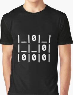"The Glider Text: ""A Universal Hacker Emblem"" - Jargon File Graphic T-Shirt"