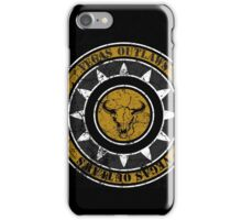 Vegas Outlaws Graphic  iPhone Case/Skin