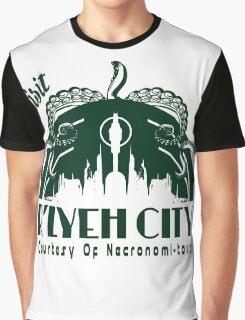 Visit R'lyeh Graphic T-Shirt