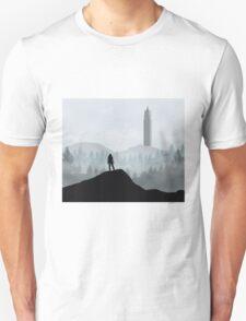The 100 - Flat Landscape T-Shirt