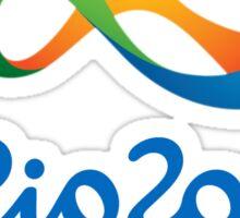 rio 2016 logo Sticker