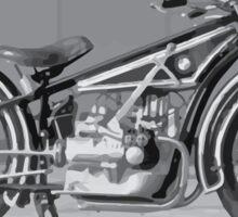 BMW R32 MOTORCYCLE Sticker