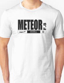 Meteor Jet Fighter T-Shirt
