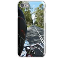 The long road home iPhone Case/Skin
