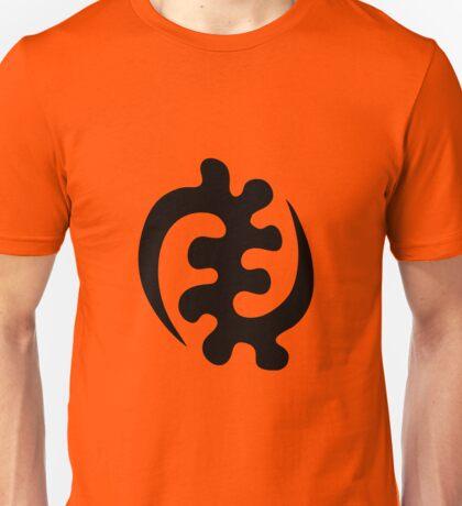 gye nyame africa symbol ghana Unisex T-Shirt