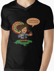 Firefly Everything's Shiny Mens V-Neck T-Shirt