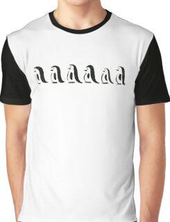 Minimalist Penguins Graphic T-Shirt