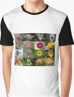 Collection of flowers Graphic T-Shirt