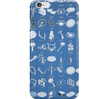 The Theme Park Guide to Flat Rides iPhone Case/Skin