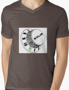 Evlis Mens V-Neck T-Shirt