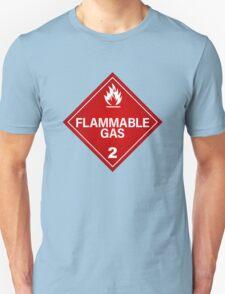 FLAMMABLE GAS! T-Shirt